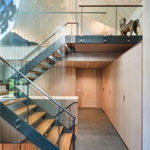 Weston, MA Staircase