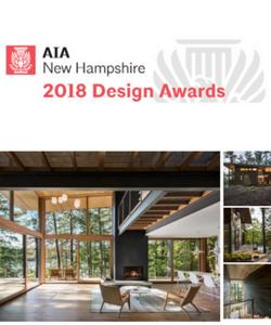AIA New Hampshire Awards